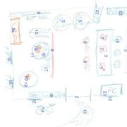 Dietiker, Stefanie: Cognitive Map einer Bibliothek. Chur: HTW, 2015, Bachelorarbeit